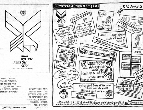 חומר הסברה עבור המשמר האזרחי, שנות השבעים